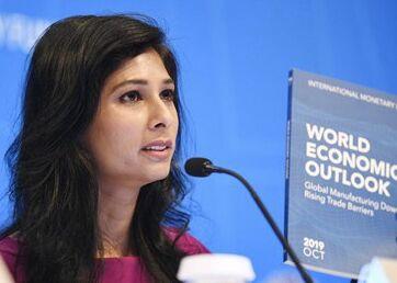 国际英语新闻:IMF lowers global growth forecast for 2019 to 3 pct
