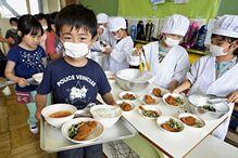 日本儿童健康状况全球第一  得益于学校午餐