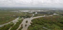 VOA慢速英语:路易斯安那州希望通过复制自然来对抗沿海的破坏