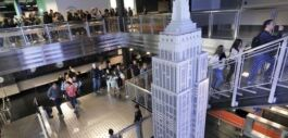 VOA慢速英语:纽约帝国大厦启用新天文台