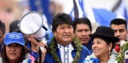 埃沃・莫拉莱斯不受玻利维亚年轻人欢迎