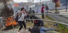 厄瓜多尔燃料补贴危机