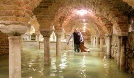 VOA慢速英语:海平面上升 威尼斯将成水下城市