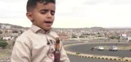 VOA慢速英语:8岁的也门歌手声名鹊起
