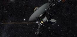 VOA慢速英语:旅行者2号发现星际空间新奥妙