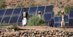 VOA慢速英语:太阳能为能源匮乏的也门提供了生命线