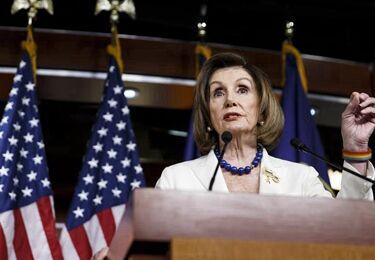 国际英语新闻:Spotlight: Pelosi greenlights drafting articles of impeachment, White House braces for Senat