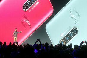 OPPO旗下的Realme手机席卷印度