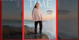 VOA慢速英语:瑞典气候少女成《时代》年度人物