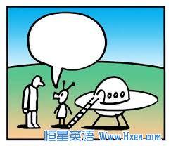 经济学人下载:约翰逊语言专栏--如何与外星人交谈(1)
