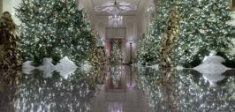 VOA慢速英语:白宫的圣诞节引起人们对爱国主义的关注