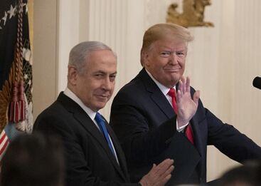 国际英语新闻:Trump unveils controversial Middle East peace plan
