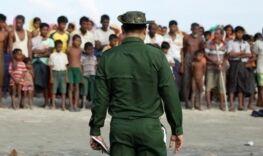 孟加拉国说该岛现在可以容纳10万罗兴亚人