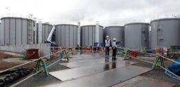 VOA慢速英语:福岛核电站的废水处理决定可能在东京奥运会之前做出