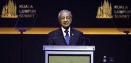 马来总理马哈蒂尔推迟权力移交