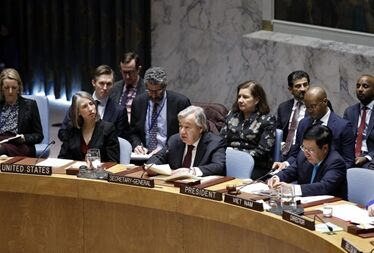 国际英语新闻:Security Council calls on member states to fully comply with UN Charter: statement