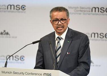 国际英语新闻:WHO chief calls for solidarity in fighting epidemics