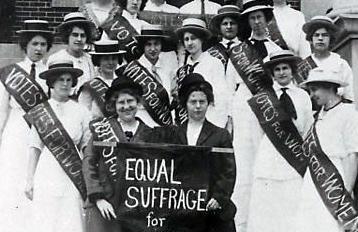 英语访谈节目:女性投票的百年纪念日