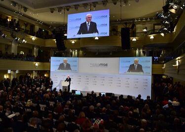"国际英语新闻:Munich Security Conference kicks off discussing ""Westlessness"""