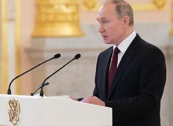 "国际英语新闻:Putin praises China's ""decisive, vigorous"" measures to fight novel coronavirus outbreak"