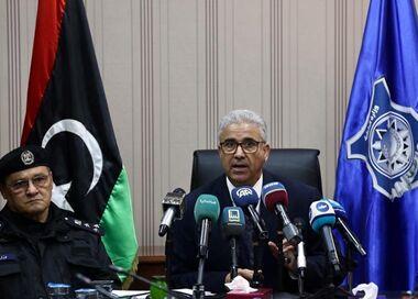 国际英语新闻:Libya's interior minister says armed groups obstruct security services