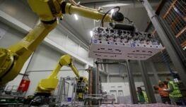 东欧的机器人取代了工人