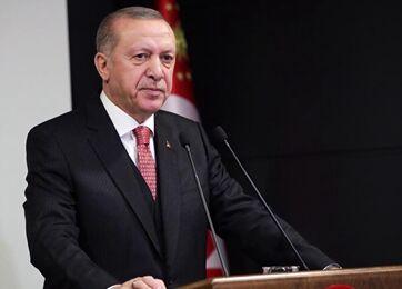 国际英语新闻:Turkish president says 39 locations under quarantine over COVID-19