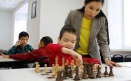 哈萨克女子象棋获得成功