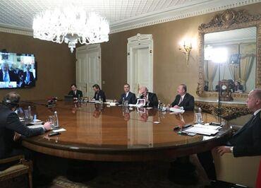 国际英语新闻:Turkey, Germany, France, UK discuss Syria's Idlib, coronavirus via teleconference