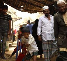 孟加拉罗兴亚难民对新冠病毒的担忧与日俱增