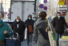 欧美多国强化防疫措施 要求民众在公共场合戴口罩
