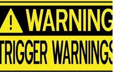 "上热搜的""trigger warning""是什么意思?"