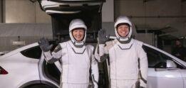 VOA慢速英语:SpaceX重新定义了美国宇航员的风格