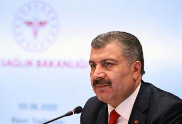 国际英语新闻:Turkey does not expect second wave of COVID-19: health minister