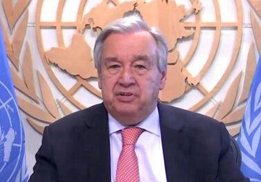国际英语新闻:UN chief calls for networked, inclusive, effective multilateralism to tackle severe challeng