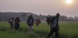 VOA慢速英语:斯派克・李拍非裔越战老兵
