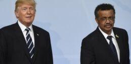 VOA慢速英语:美国因退出世卫组织而面临越来越多的批评