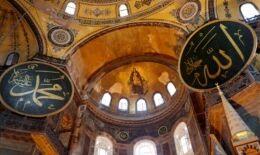 VOA慢速英语:博物馆还是清真寺?圣索菲亚大教堂身份之争背后