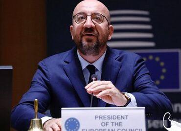 国际英语新闻:EU summit extends into Sunday as leaders split over key recovery plan