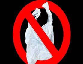 不可降解塑料袋将禁用