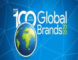 全球最具价值品牌发布