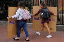 哈佛允许部分学生秋季到校 要求每三天测一次新冠病毒