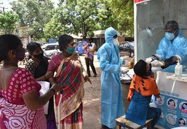 国际英语新闻:India surpasses 1.5 million COVID-19 cases