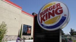 VOA慢速英语:汉堡王推新款汉堡 使用减少甲烷排放的牛肉