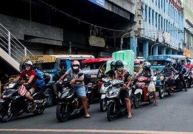 国际英语新闻:COVID-19 cases in Philippines top 100,000 with record-high 5,032 new cases