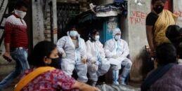 VOA慢速英语:印度孟买贫民区已经群体免疫?