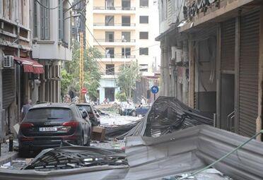 国际英语新闻:Over 50 killed, 2,500 injured as huge explosions rock Lebanon's capital