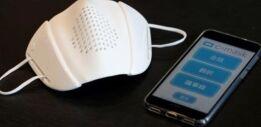 VOA慢速英语:日本公司开发出智能口罩以改善疫情新常态下的沟通质量