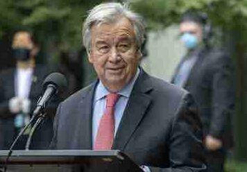 国际英语新闻:COVID-19 expanding risks to peace everywhere, warns UN chief
