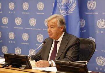 国际英语新闻:Use recovery from COVID-19 to tackle climate change -- UN chief